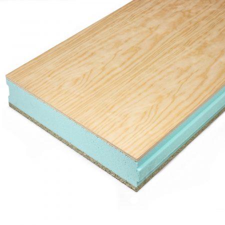 Panel Sandwich Contrachpado Teznocuber